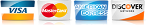 For AC in Mound MN, we accept most major credit cards.